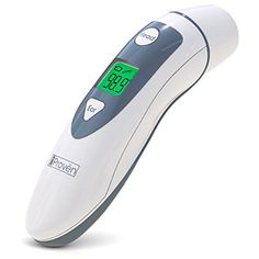 Medical Ear Thermometer with Forehead Function - iProven ...