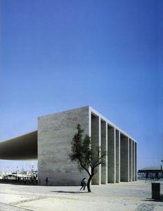 Portuguese Pavilion at the Portugal Expo, 1998