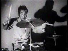 Gene Krupa - Stompin At The Savoy - YouTube
