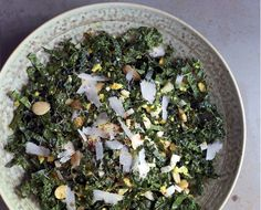 Smoky Kale Salad Wit