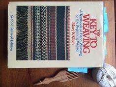 The Key to Weaving Mary Black