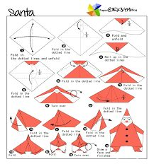 Image result for christmas origami instructions