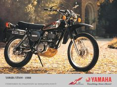 yamaha xt500 exhaust pipe - Google Search