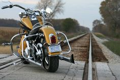 Click the image to open in full size. Harley Davidson Night Train, Harley Davidson Forum, Harley Davidson Chopper, Harley Davidson Motorcycles, Harley Bobber, Harley Softail, Custom Harleys, Custom Bikes, Heritage Softail