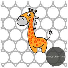 Giraffe! Please visit: www.enticecreations.wordpress.com or follow @enticecreations on Instagram Tigger, Giraffe, Disney Characters, Fictional Characters, Wordpress, Kids Rugs, Instagram, Home Decor, Art