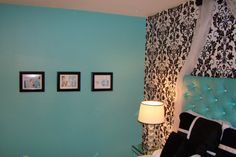 Hannah's Tiffany & Co. inspired bedroom - Girls' Room Designs ...