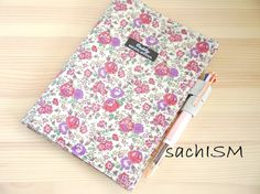 【Order Sales】 Liberty B6 Schedule Book Cover Image 1