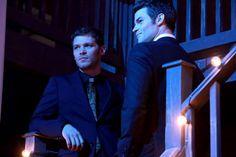 "S1 Ep17 ""Moon Over Bourbon Street"" - Klaus and Elijah"