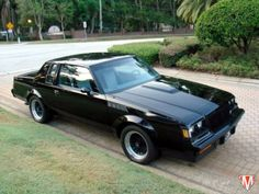 Buick GNX (1987-1987)
