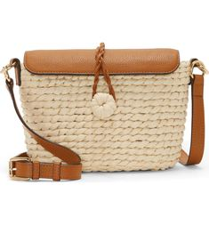 Save v Splurge  My favorite 5 spring 2019 fashion trends to fit any budget.  Woven bags like this affordable Vince Camuto woven leather and straw ... 38c0184157503