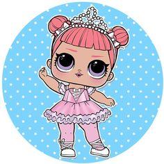 Ваши картинки для крышечек Little Pony Birthday Party, 6th Birthday Parties, Paper Dolls Printable, Blue Bunny, Doll Party, Bee Art, Bottle Cap Images, Lol Dolls, Button Art