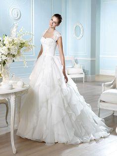 HANSSEN / Wedding Dresses / Dreams 2014 Collection / San Patrick