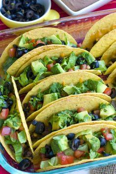 Oven Tacos Recipe - #oventacos - Oven Tacos Recipe...