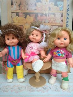 60 Melhores Imagens De Bonecas Anos 60 A 80 Bonecas