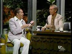 Milton Berle Carson Tonight Show 1974