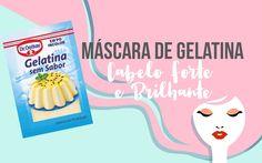Máscara de gelatina   Receitas com gelatina incolor da hidratação de gelatina para fortalecer e dar brlho aos cabelos. A hidratação com gelatina incolor é maravilhosa para cabelos porosos, quebradiços e com frizz.