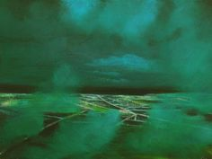 Coming Home by John O'Grady, 2013 Irish, Art, Landscape, Painting