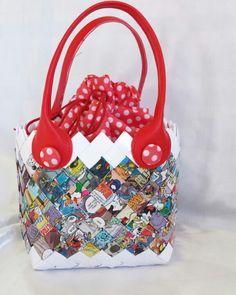 Candy wrapper bags waldisneyworld borse di carta