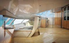 HIT!!! Luxury office design - Office on water - office boat 👑👑👑