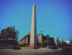 Another month another great destination we will focus on in #SouthAmerica. This week we will look at #BuenosAires the #capitalcity of #Argentina. Pictured is the #obelisk tower on 9th of July Avenue. The widest #avenue in the world. #Avenida9deJulio