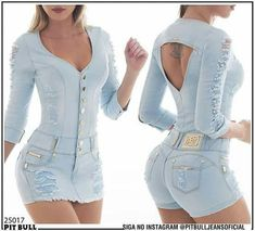 Official Pit Bull Jeans USA & Worldwide Brazilian Fashion Showroom With Best International Shipping & Offer Free USA Shipping From Charlotte USA Showroom. Legging Outfits, Hot Outfits, Dress Outfits, Sexy Dresses, Beautiful Dresses, Fashion Dresses, Pit Bull Jeans, Mode Rockabilly, Fashion Showroom