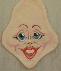 Cloth Doll Face Making Supplies