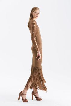 c7747e1b019a Cato Van Ee Returns for Luisa Spagnoli Fall 2013 Campaign