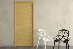 Interiérové dveře HANÁK Matrix. Designové dveře na míru. | INTERIÉROVÉ DVEŘE HANÁK - interiérové dveře nejvyšší kvality. Zakázková výroba interiérových dveří na míru