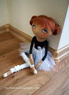 (9) Gallery.ru / Фото #21 - Изумительные куклы 2 - Kyrganka