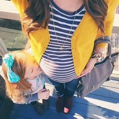 This Mom Has Chronicled Her Entire Pregnancy In The Most Stylish Way Possible