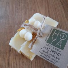 Items similar to Herbal Dog Shampoo Bar on Etsy Tea Tree Shampoo, Dog Shampoo, Dog Best Friend, Tree Seeds, Castor Oil, Seed Oil, Soap Making, Herbalism, Dogs