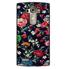 Rose Flower Floral Vintage Phonecase Cover Case For LG G3 LG G4