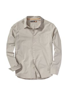 Men's Moss Beach Long Sleeve Shirt