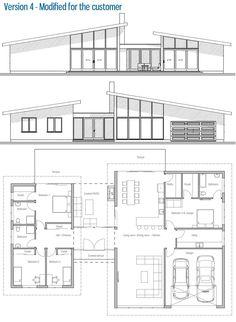 Projet De Maison Namukai Pinterest