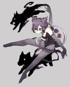 Magical Girl Raising Project, Shoujo, Vocaloid, Period, Fanart, Character Design, Poses, Manga, Feelings