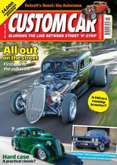 Custom Car May 2016 digital magazine - Read the digital edition by Magzter on your iPad, iPhone, Android, Tablet Devices, Windows 8, PC, Mac and the Web.