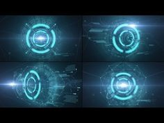 Hi Tech Spin Logo Reveal - After Effects Template - Project Files - Vide...