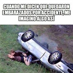 Un accidente sexual