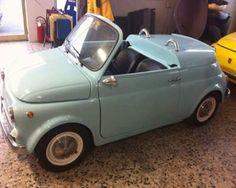 Love! (original Fiat 500 )