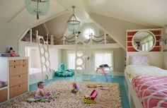 bedroom-ideas-for-four-kids-2.jpg 600×389 pixels
