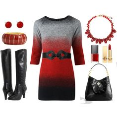 Cutefacts Fall  gameday outfit