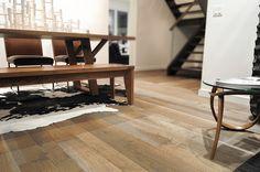 Plancher de bois long et large pour votre plancher - Planchers DAVA