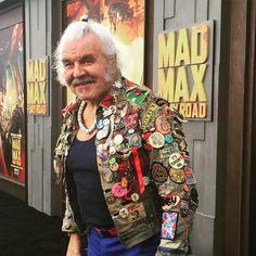 Hugh Keays-Byrne (Immortan Joe) and (Toecutter) 80s Movie Characters, Movies, Tom Hardy Variations, Max Movie, The Road Warriors, Marlboro Man, Battle Jacket, Mad Max Fury Road, Funny Memes