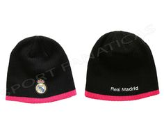 d3707d94366 REAL MADRID BEANIE HAT Reversible authentic official licensed product  Ronaldo 7