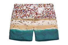 Orlebar Brown Bulldog Malin Edition Swim Shorts