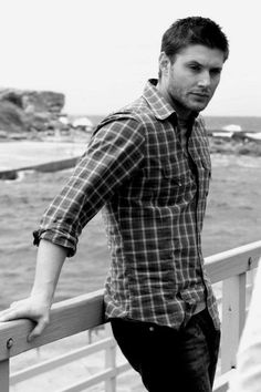 Jensen Ackles <3 HOT SEXY BASTARD and who I imagine when I think 'love of my life' lol and he hasn't been mentioned but would make a PERFECT Christian Grey!! I would drop dead.