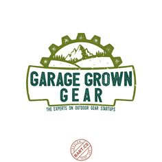 Logo for outdoor gear site by bart.wesolek