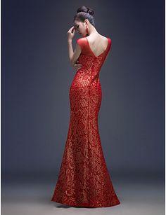 Vestido - Longo Sereia - Jóia – BRL R$ 170,97