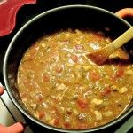 Check out this recipe for some delicious Colorado style green chili. Ingredients 25 fresh Pueblo green chiles or 5 (4 1/2-ounce) cans green chiles 1 s...