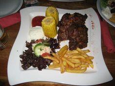 Spare ribs - Country Saloon, Salzburg